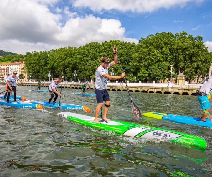 Prague Paddle Fest: Vltavu v červenci poprvé rozbouří unikátní paddleboardový závod ze série Euro Tour 2019!