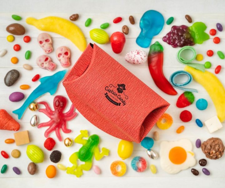 "Ovocné candies od Captain Candy:  šťavnaté ""must haves"" tohoto léta!"