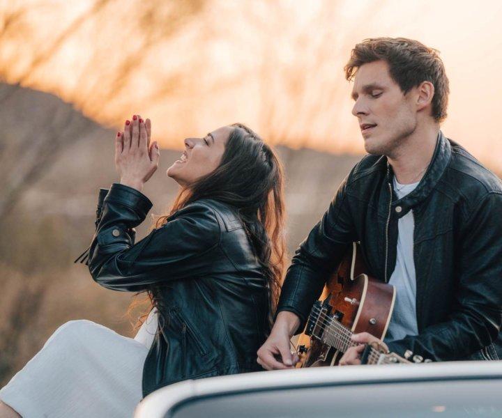Pavel Callta a Eva Burešová nazpívali společný song