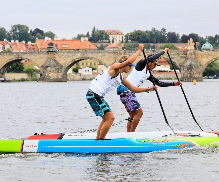 O víkendu patřil Střelecký ostrov fantastickému závodu Prague Paddle Fest ze série Euro Tour 2019!