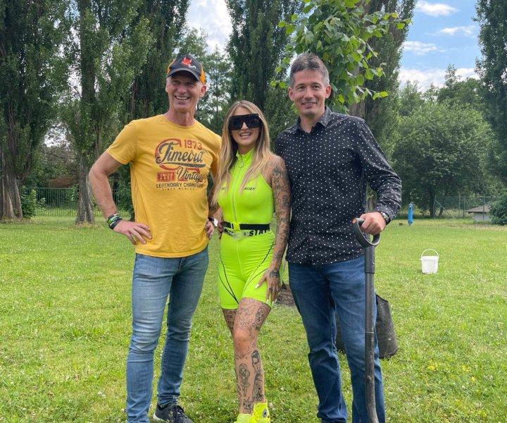 Sharlota po roční pauze poprvé na podiu, rozhodla se koncertovat pro nemocného Jiříka